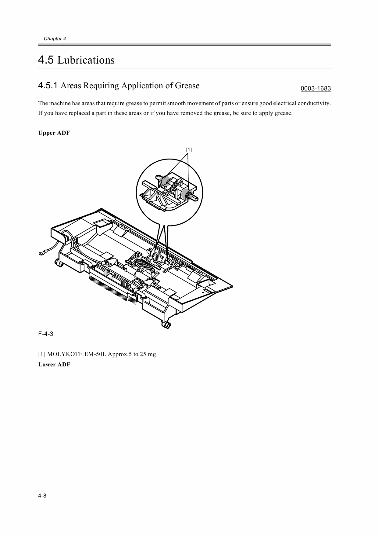 canon fax l200 l295 parts and service manual